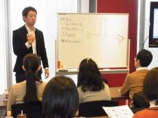 大阪のウェブ系専門学校でキャリアセミナーをしてきました