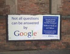 「全知全能の神Googleさま」ってなんでなん?